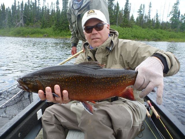 Canada – Brook Trout Fishing Guide